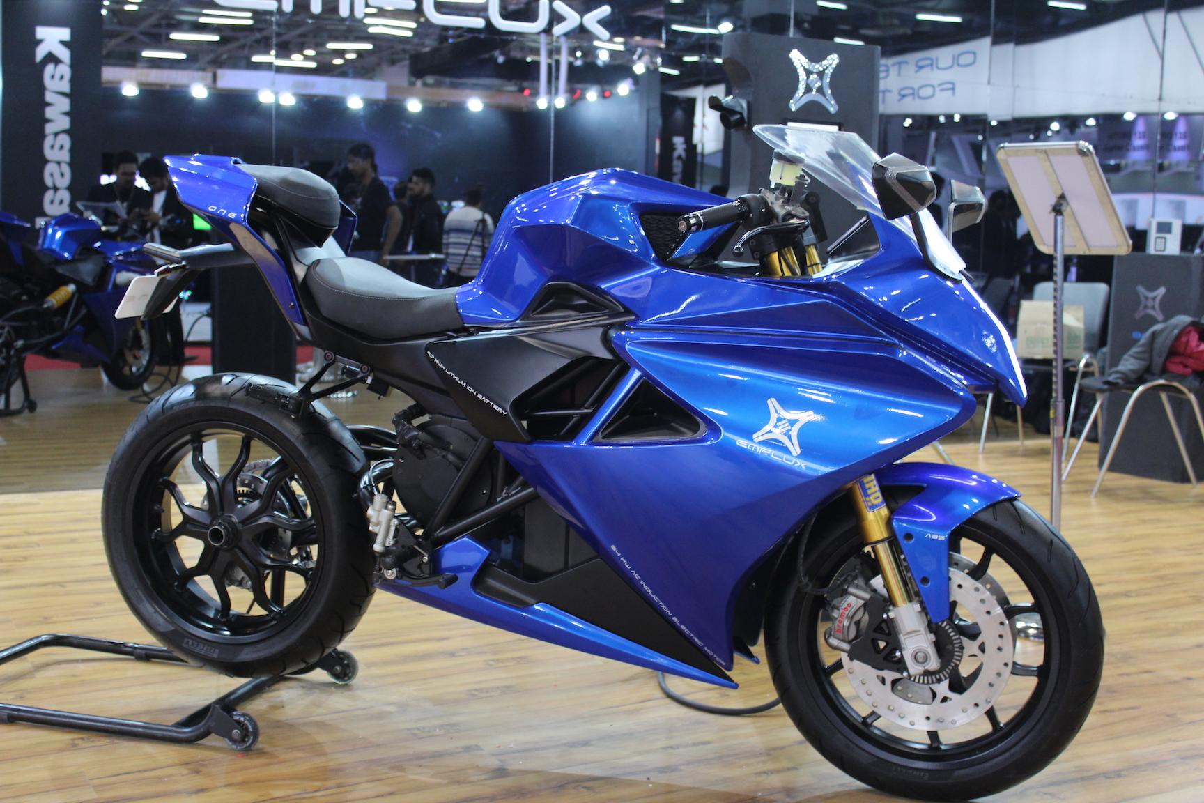 EMFLUX ELECTRIC MOTORCYCLE