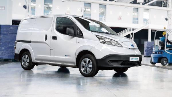Nissan electric van