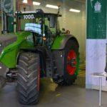 Huge Electric Tractor -Fendt E100 Vario Electric Tractor