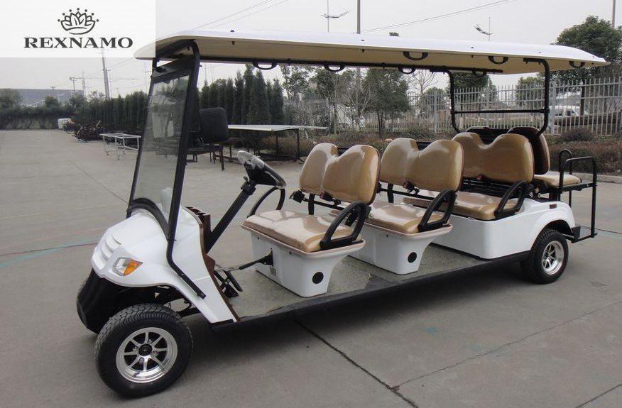 India Electric golf cart