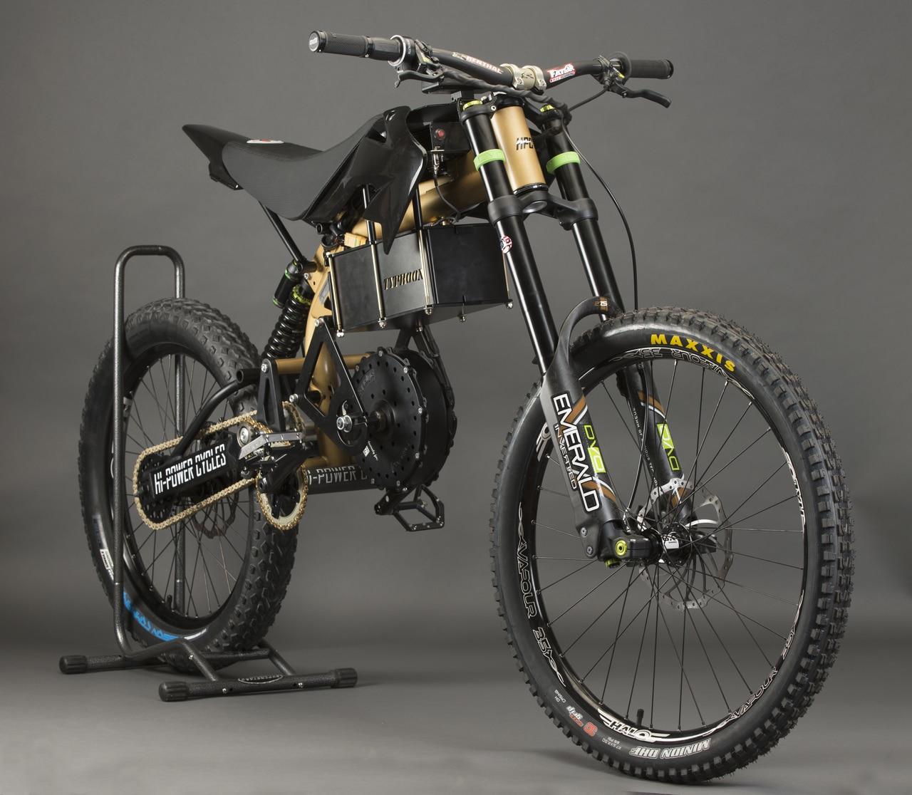 Typhoon and Typhoon Pro Electric Bikes-Hi Power Cycles