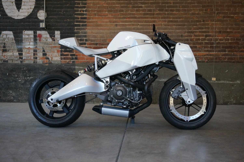Japnese Samurai 47 Motorcycle Mystery: RONIN MOTORWORKS