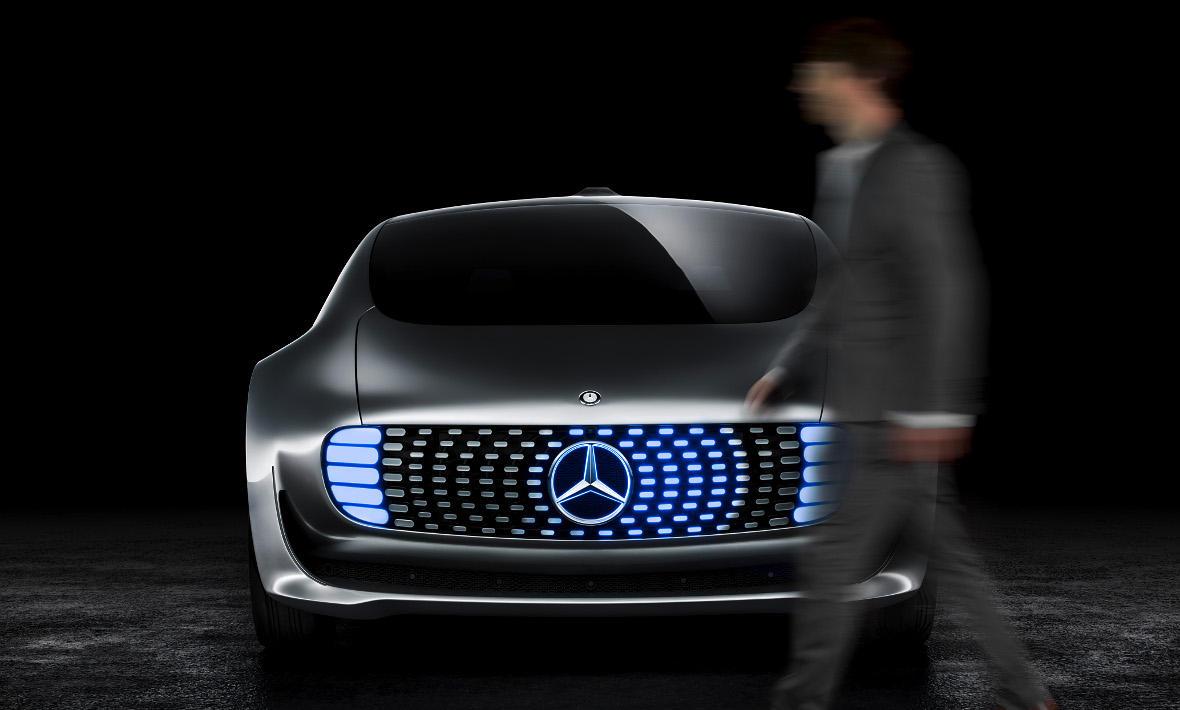 Mercedes Benz F 15
