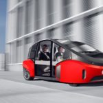 RINSPEED OASIS Concept Electric Car 2