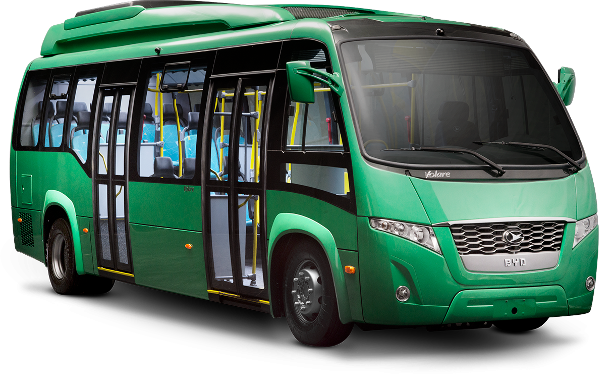 Volare Electric Bus in Brazil-Electric Vehicles