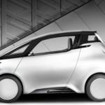 Uniti One 2 Seat Mini Electric Car