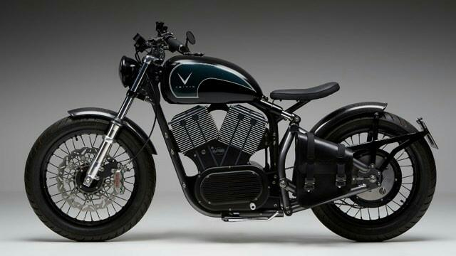 VEITIS ELECTRIC BOBBER MOTORCYCLE GALLERY