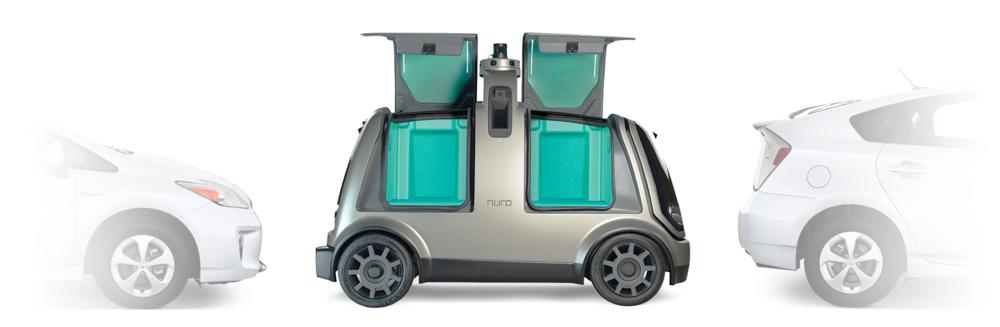 nuro electric van