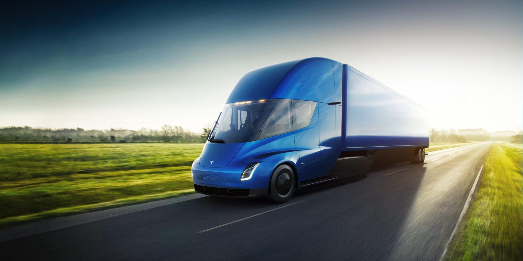 Tesla Semi Electric Truck Review