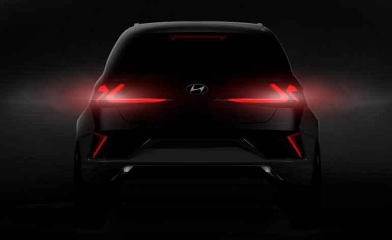 Hyundai Saga EV Concept Spotted