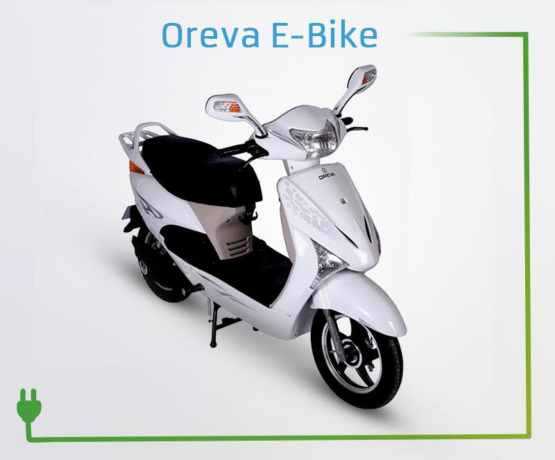 Oreva J50 Plus E Bike from Gujarat