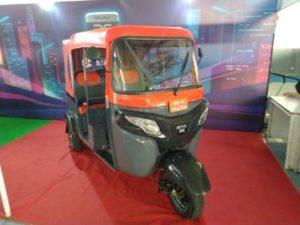 Top 5 electric auto-rickshaws in India