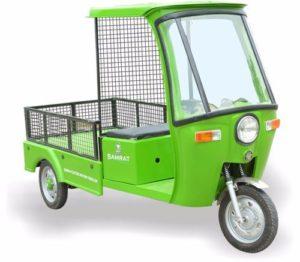 ELECTRIC AUTOS - ETO SAMRAT