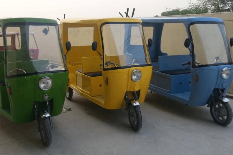 Electric Autos - Goenka electric motor vehicles