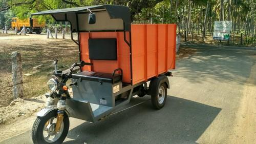 AP Government's initiative: 7500 Electric Three wheelers for Garbage collection