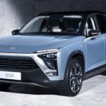 NIO ES8 Electric SUV – Top Speed of 355 Km