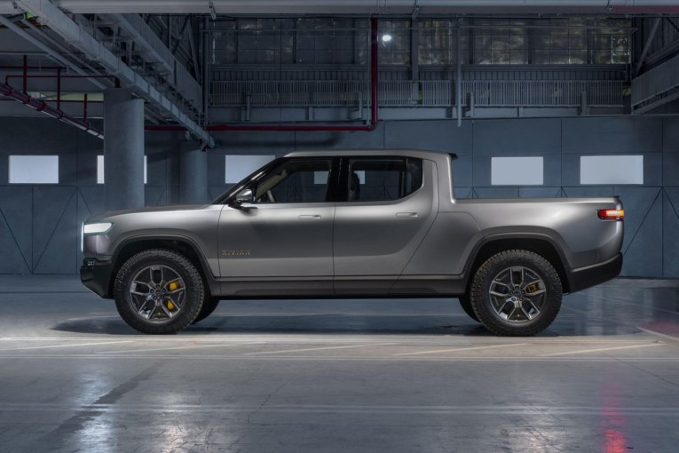 Specifications of Electric Truck Rivian R1T