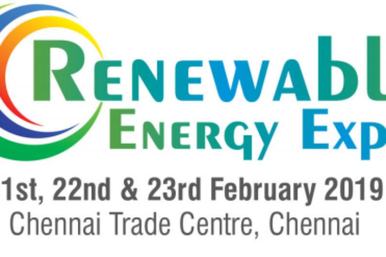 International Renewable Energy Expo in Chennai