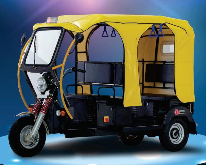 L5 E-Rickshaw