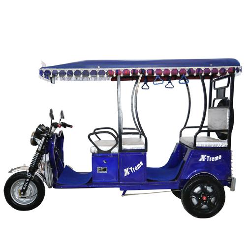 Top e-Rickshaws
