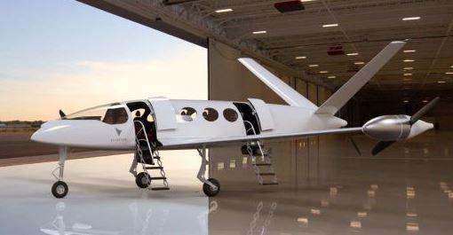 Electric Airplane Of Eviation -Siemens Supplies Motors