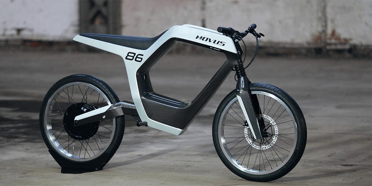 Novus Electric Motorcycle Prototype