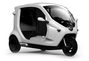 Zbee Electric Vehicle