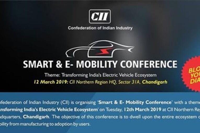 CII Smart& E-Mobility Conference