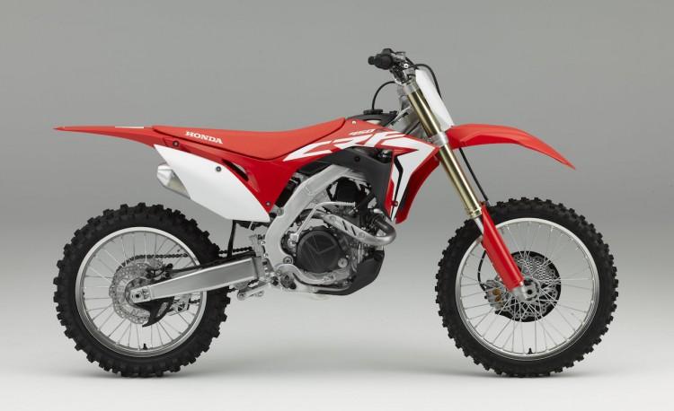 CRF250R, Honda's Electric