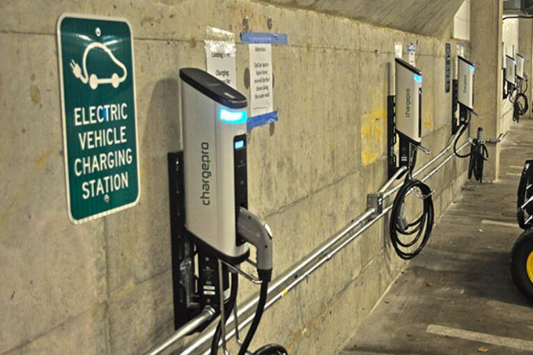 EV Public Charging Stations