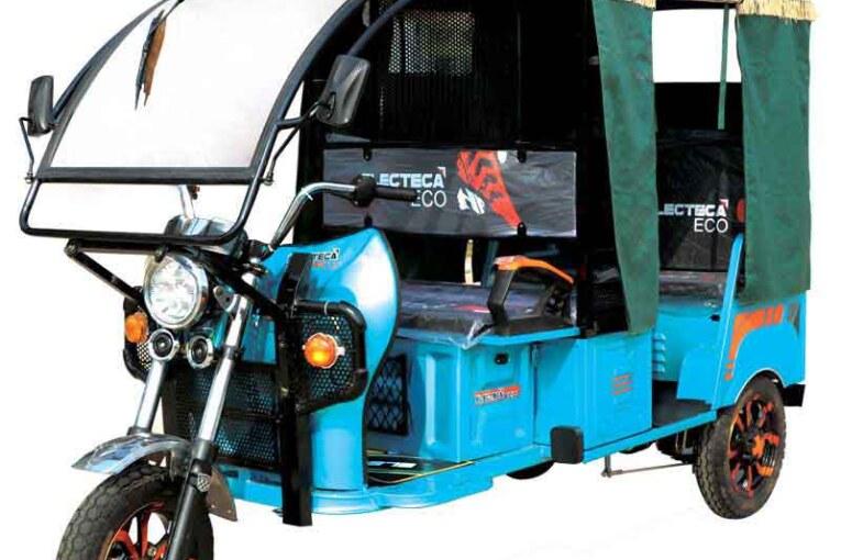 Electric Rickshaw Market Segmentation