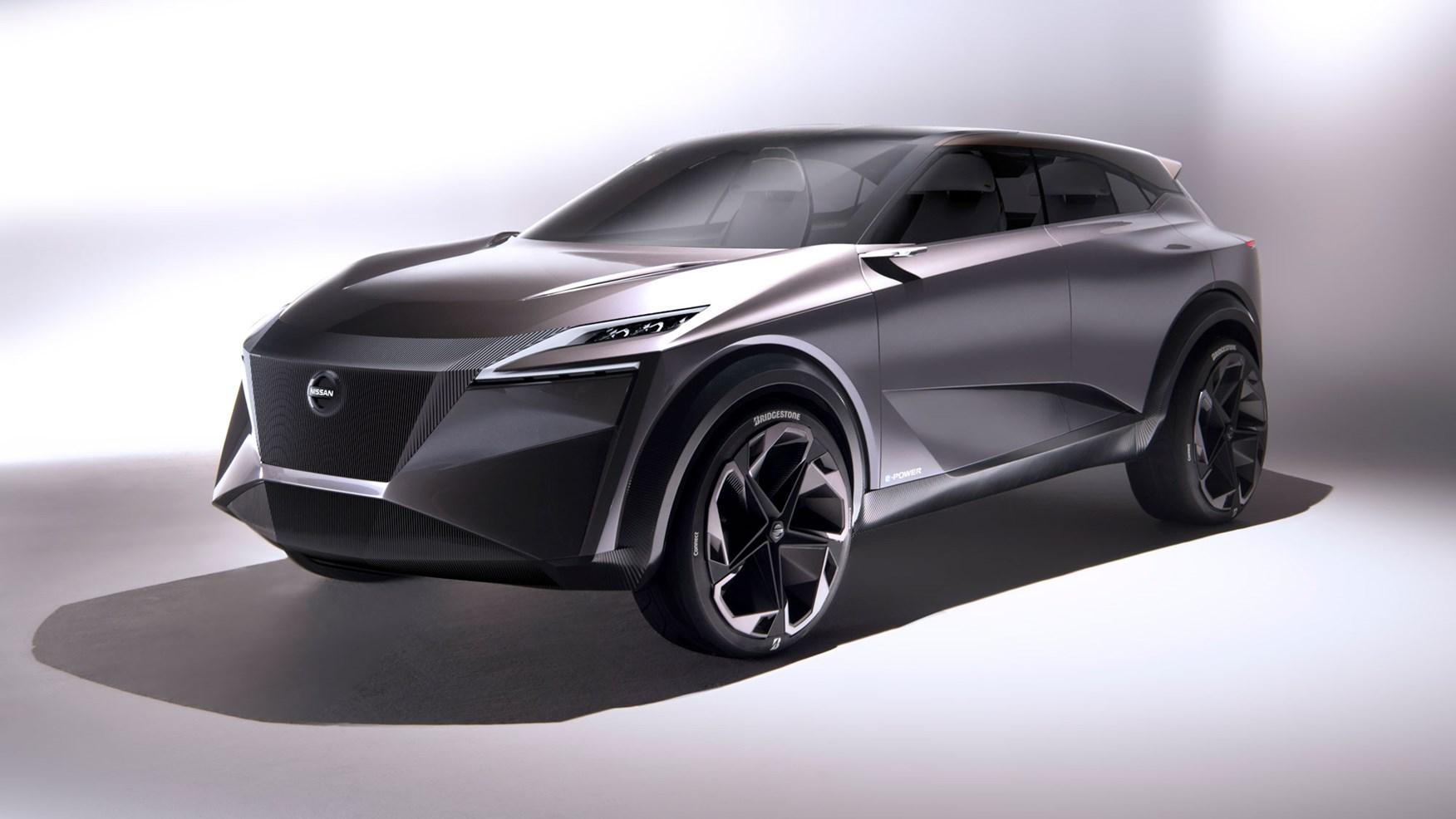 Nissan IMQ Hybrid Concept Car