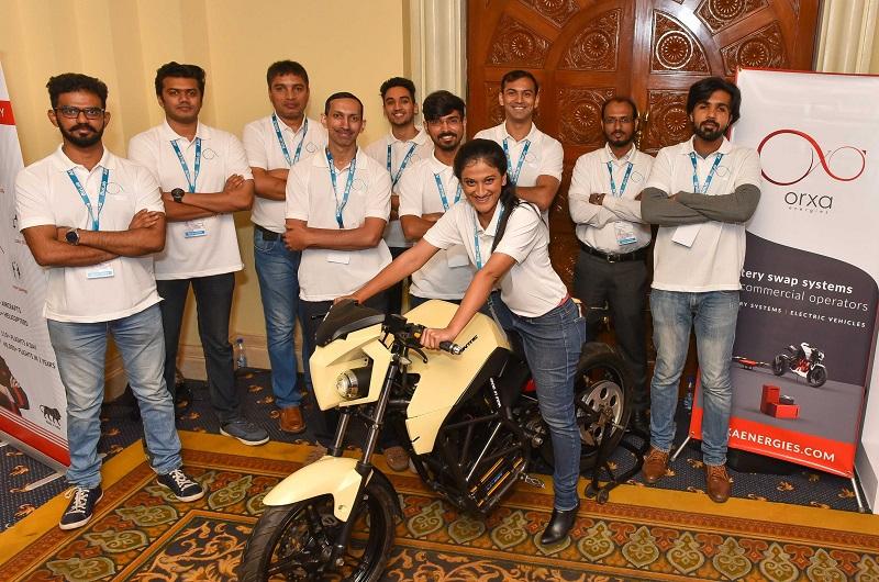 EV Startup Orxa Energies To Launch Three-Wheeled Bike 'Mantis' in 2020