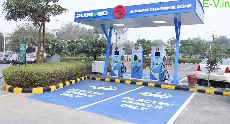 EV charging stations mobile apps