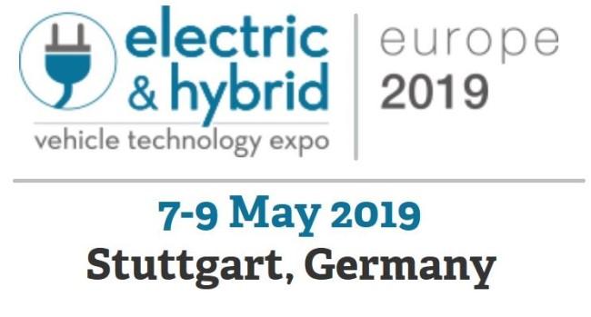 Electric & Hybrid vehicle technology expo 2019