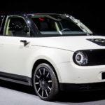 Honda confirmed name of its upcoming e-car-Honda e