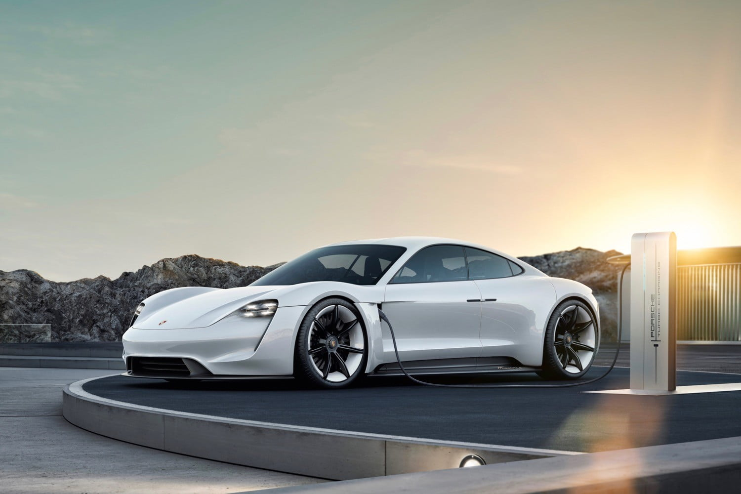Porsche Taycan Specifications, Review and Price