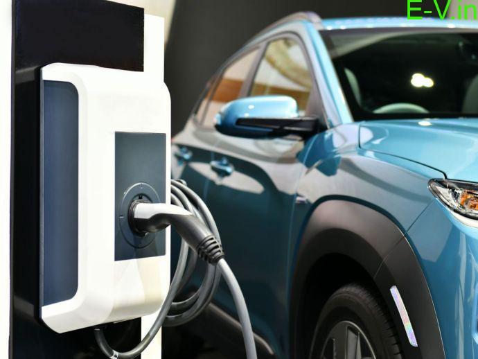 3 levels of EV charging