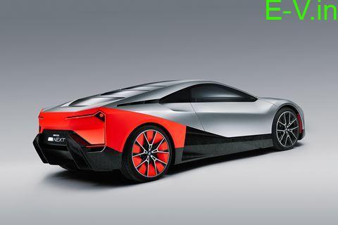BMW Vision M Next hybrid