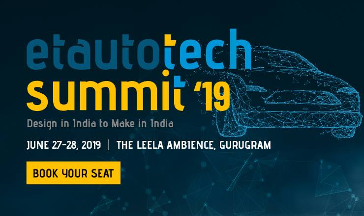 ET Auto Tech summit 2019 at Gurugram