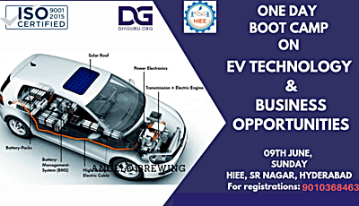 Hyderabad electric vehicles Bootcamp
