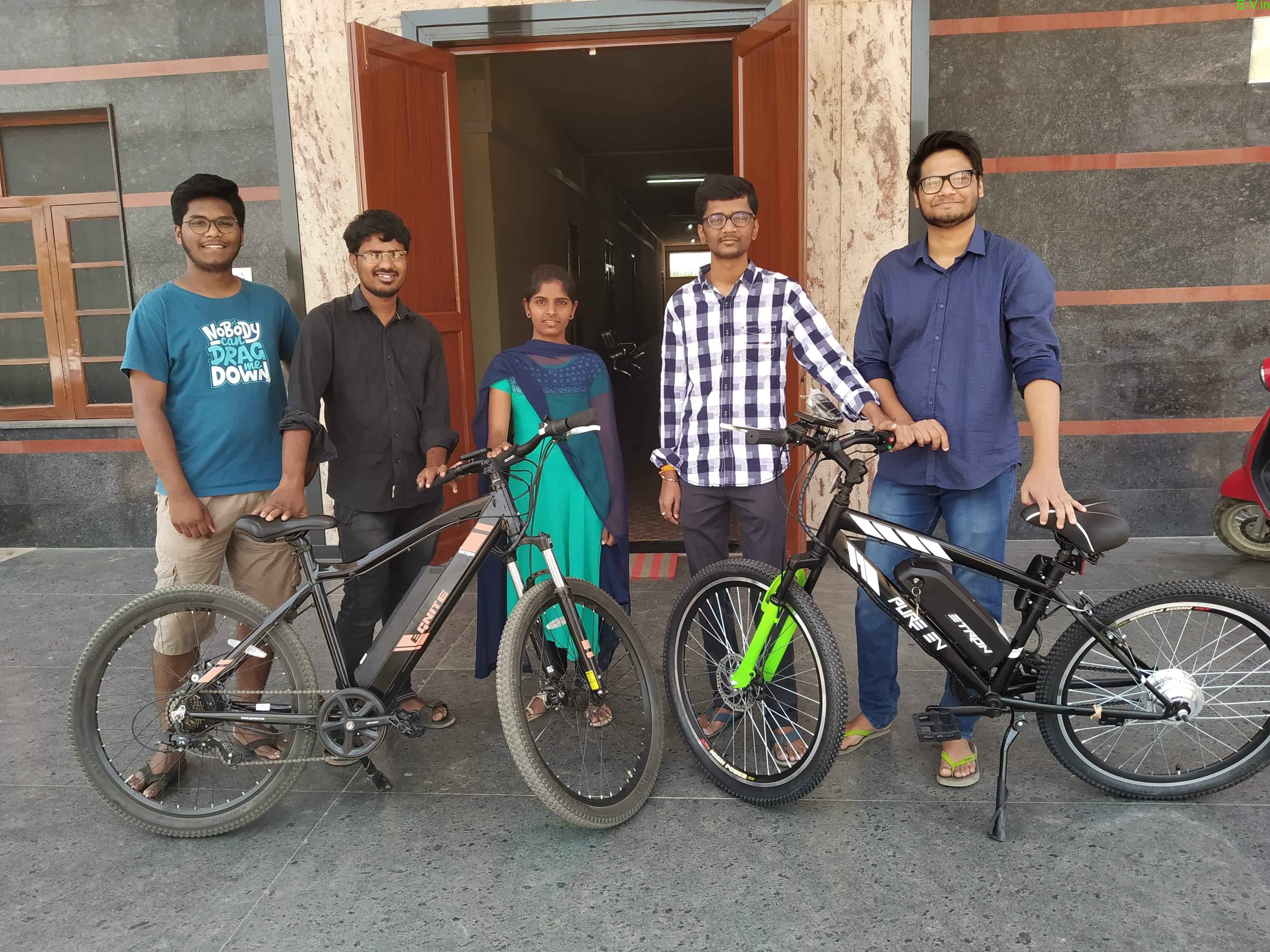 Top 3 EV startups in Hyderabad