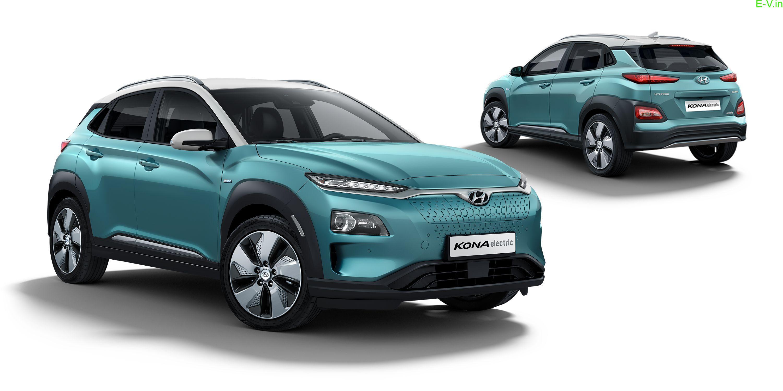 Hyundai Kona Suv Electric Car Price