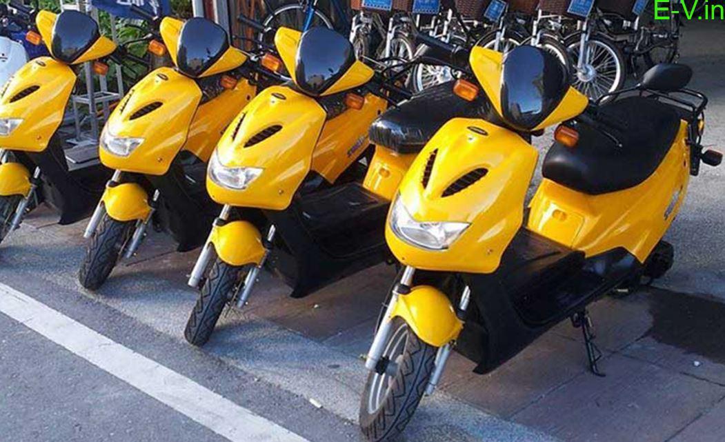 eBikeGo e-bike rental