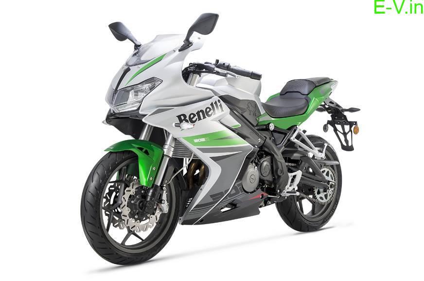 Italian motorcycle maker Benelli