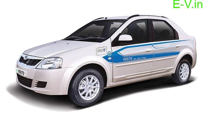 Mahindra e-Verito price