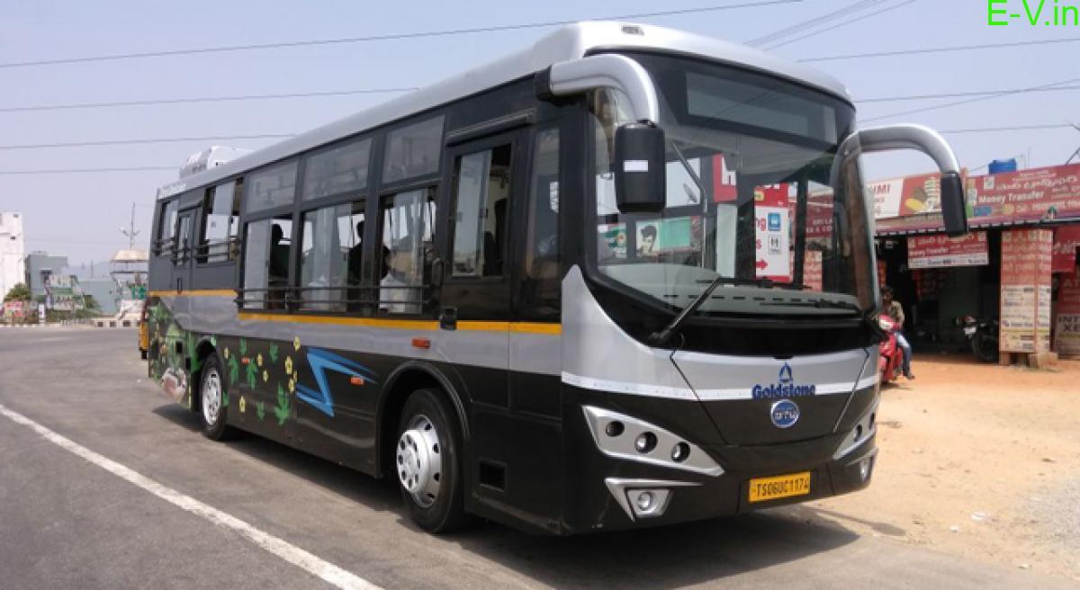 Tirupati will get 50 e-buses soon