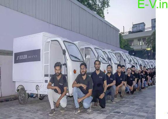 electric three-wheelers in India
