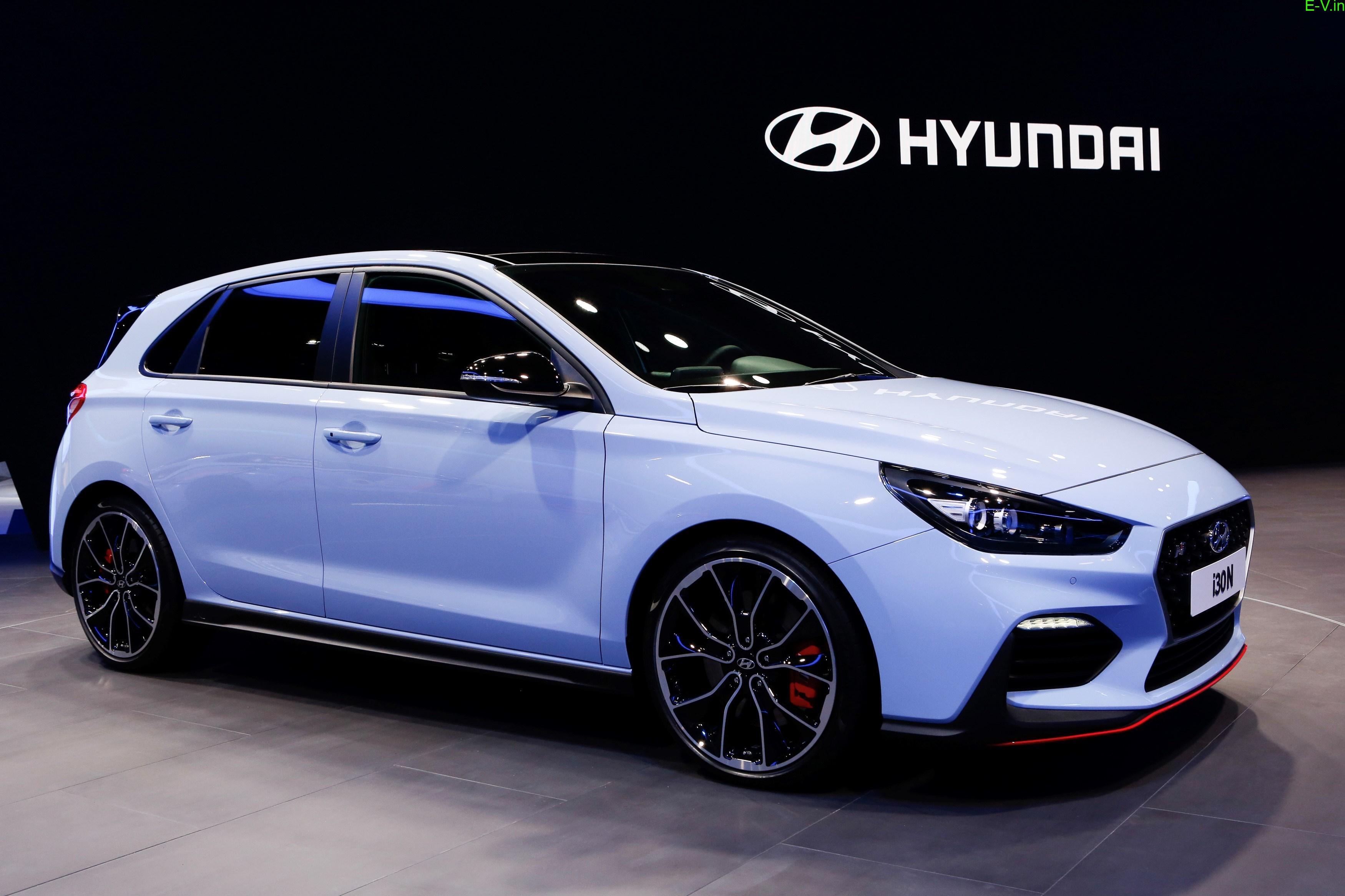 Hyundai presenting new EV Concept at Frankfurt