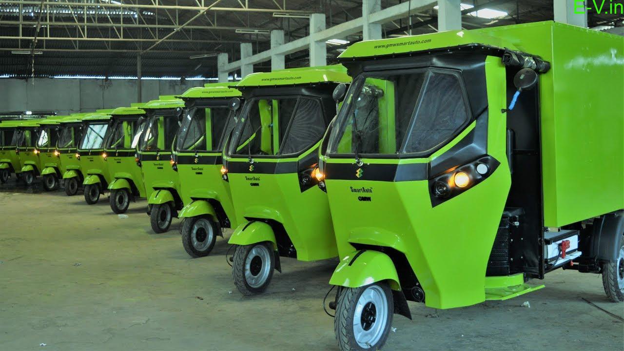 EVs startup of the week-Gayam Motor Works
